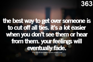 quotes about getting over someone 1 getting over someone quotes