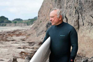 Patagonia founder Yvon Chouinard was interviewed by Mountain Magazine ...