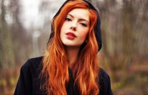 ebba zingmark, ginger, girl, love, pretty, red hair, redhead