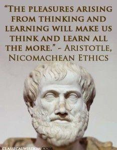 Aristotle Philosopher - Quote - Macedonia - the ancient Kingdom of ...