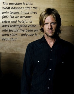 jon foreman quote. This guy is just amazing!