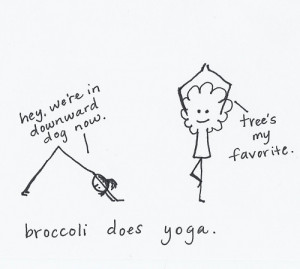 Yoga Humor I love yoga humor-it never