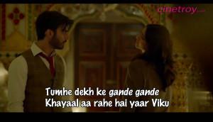 Khoobsurat – Sonam Kapoor Quotes