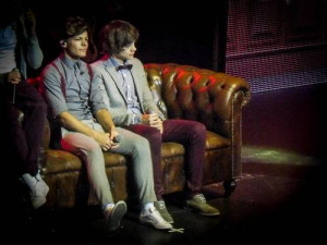 Harry and Louis - One Direction Picture