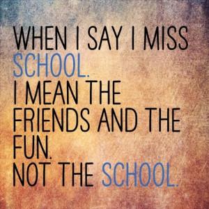 Life School Quote True Funny Quotes