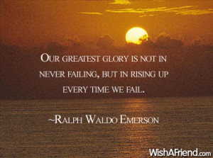 Inspirational Nursing Quotes About Failure