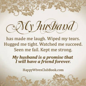 My Husband is a Promise