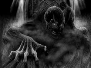 View Dark Gothic Art in full screen