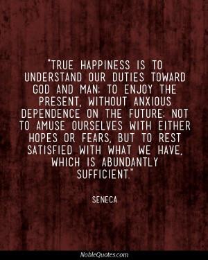 Seneca Quotes | http://noblequotes.com/
