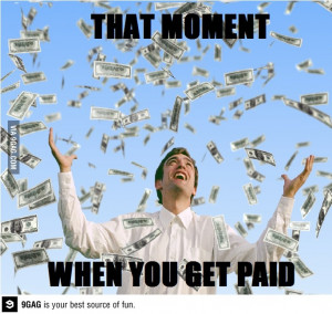 Pay day!