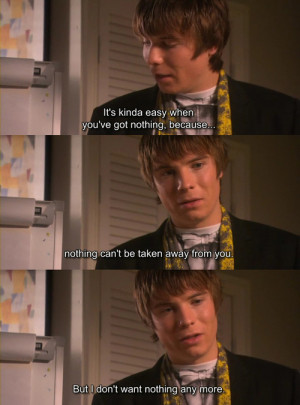 chris, max, nothing, quote, skins, text