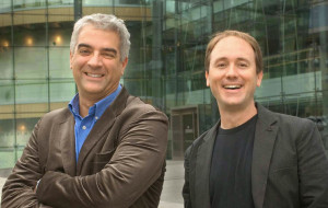 James Fowler and Nicholas Christakis, Source: http://ucsdnews.ucsd.edu