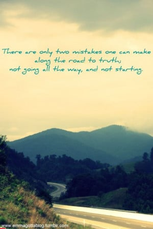 Beautiful Scenery with Inspirational Quotes