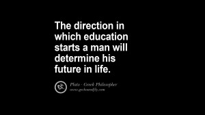 ... life. Famous Philosophy Quotes by Plato on Love, Politics, Knowledge