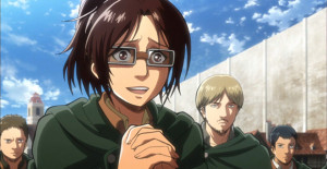 Attack on Titan Creator, Publisher On Character's Gender