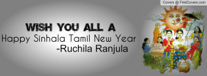 happy sinhala tamil new year Profile Facebook Covers