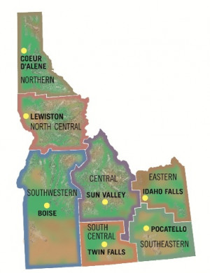 ... vacation, here are some popular activities from around the Idaho