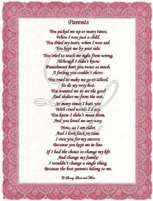 ... anniversary poem for parents,spanish anniversary poems for parents