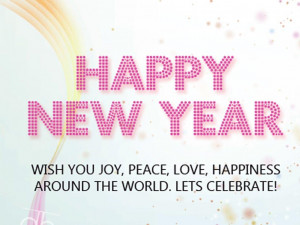 Happy New Year 2014 Quotes
