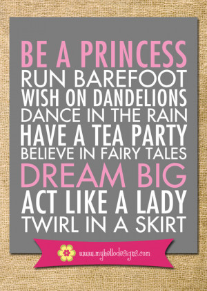 here: Home › Quotes › Girl Nursery Art ANY COLORS – Baby Girl ...