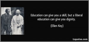 Education Is Key Quotes