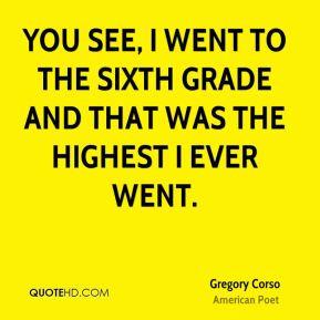 Gregory Corso American Poet