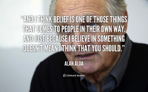 Alan Alda Quotes