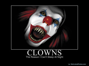Evil Clown Quotes