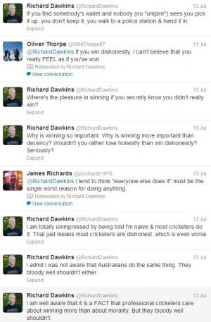 Richard Dawkins Quotes About Jesus