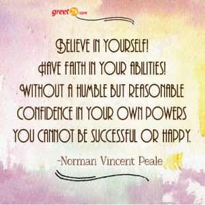 Author : Norman Vincent Peale