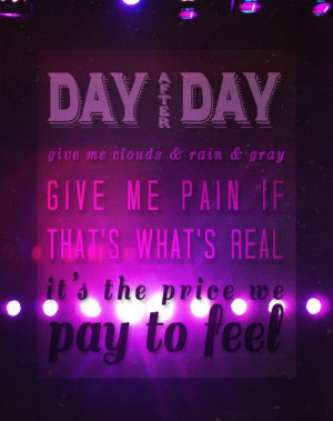 Next to Normal quote