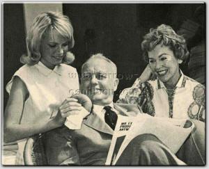 Mia Farrow John And Maureen