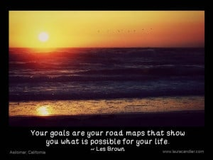 Goal Quotes - Teach and inspire your students about goal setting ...