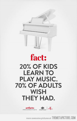 Funny photos cool white piano concert