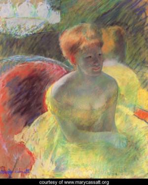 Mary Cassatt (1844-1926) b. America