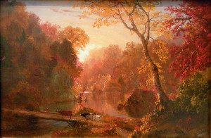 American Romanticism Art Loeb art center, vassar