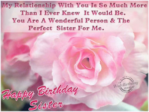Happy Birthday Quotes For Sister Who Passed Away Hello Kitty