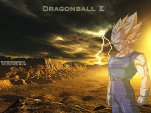 Dragon Balls Vegeta Wallpapers