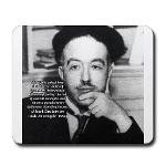Louis de Broglie: Physics Mousepad