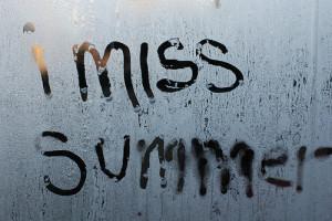 INSPIRATIONS // I miss summer!