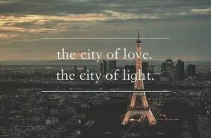 Paris Love Quotes