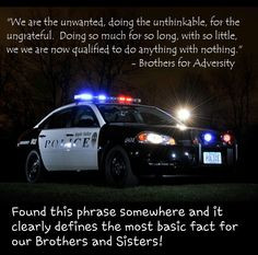 Police Memorial Quotes Law enforcement - wraps up our