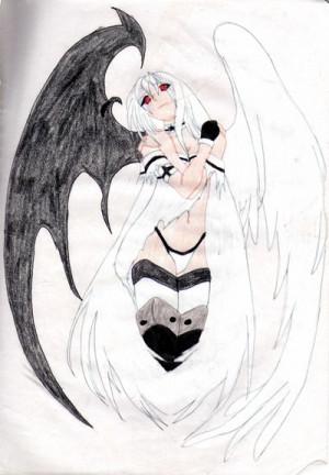 Half Angel Half Demon Wings Tattoo Related Articles