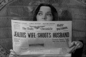 Jealous Wife Shoots Husband