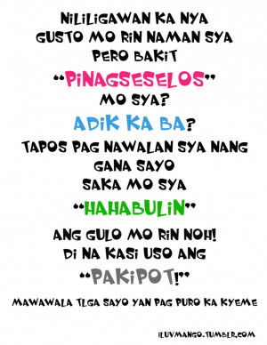 Tagalog Quotes About Life: Read This Quote And You Will Laugh All ...