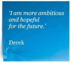 Find out how Derek turned his life around. #InspirationalQuote # ...