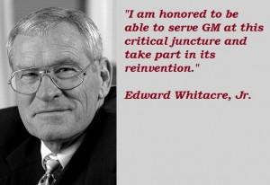 Edward Whitacre Jr Quotes
