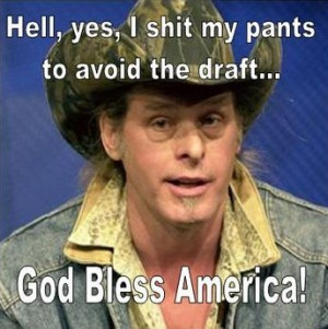 "Ted Nugent and Romney – The ""Cluck Cluck Gang,"" America's ..."