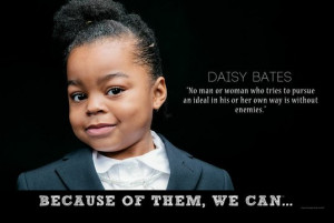 Daisy Bates Quotes