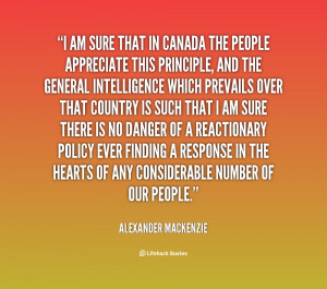 Quotes About Canada